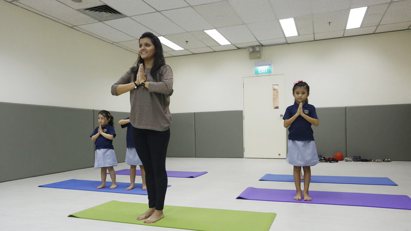 International school Singapore facilities - Invictus Private School